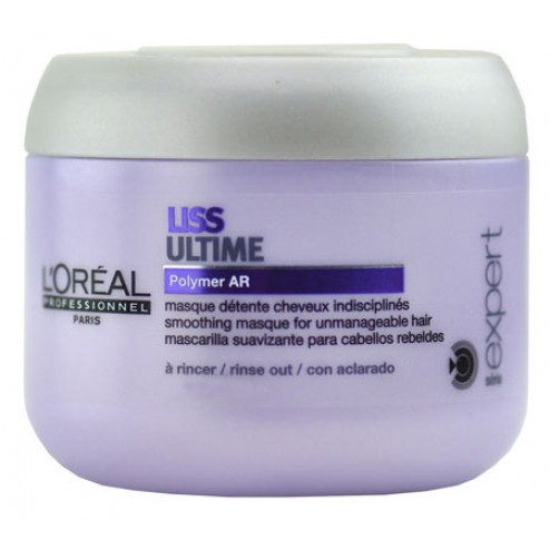 Loreal Serie Expert Liss Ultime Smoothing Masque 2.5 oz (travel size)