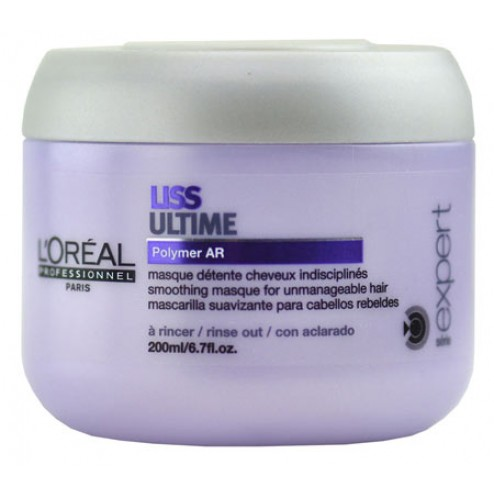 L'oreal Serie Expert Liss Ultime Smoothing Masque 6.6 oz