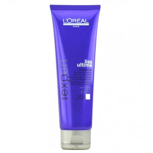 L'oreal Serie Expert Liss Ultime Smoothing Night Treatment 4.2 oz