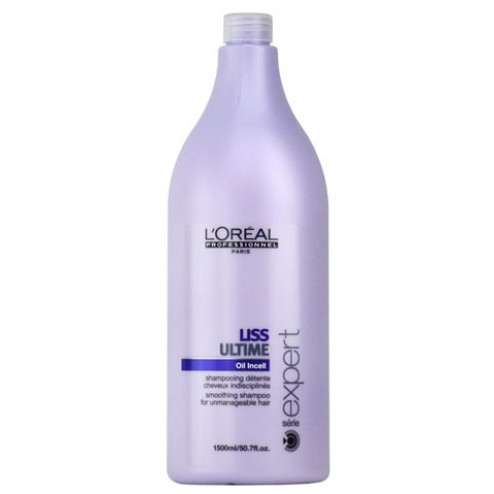 Loreal Serie Expert Liss Ultime Smoothing Shampoo 50.7 oz