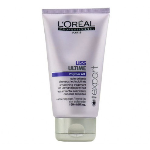 Loreal Serie Expert Liss Ultime Leave-in Smoothing Treatment 5 oz