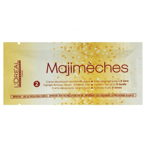 Loreal Majimeches Highlight Activator Cream Sachet (Box of 6)
