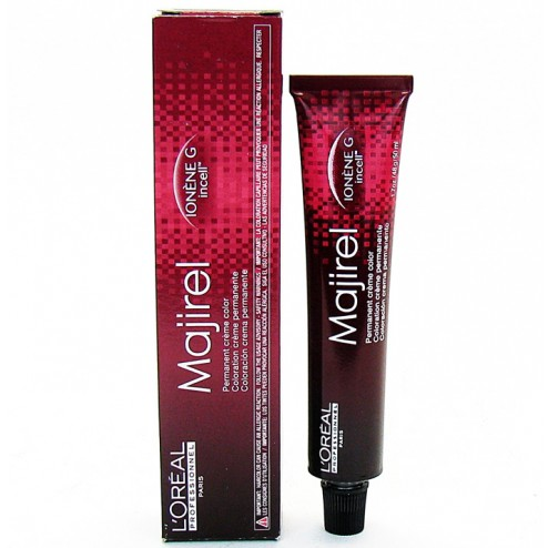 loreal majirel permanent hair color