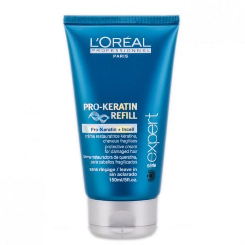 Loreal Serie Expert Pro Keratin Refill Protective Cream 5 Oz