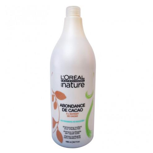 Loreal Serie Nature Abondance de Cacao Shampoo 50.7 Oz