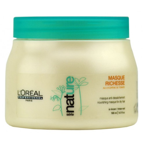 Loreal Serie Nature Masque Richesse Nourishing Masque 16.9 Oz