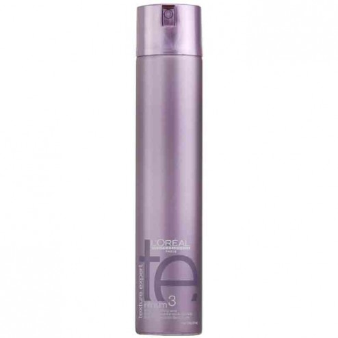 Loreal Texture Expert Infinium 3 Strong Hold Working Spray 11 Oz