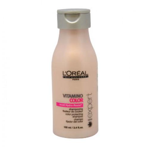 L'oreal's Vitamino Color Shampoo 3.4 oz