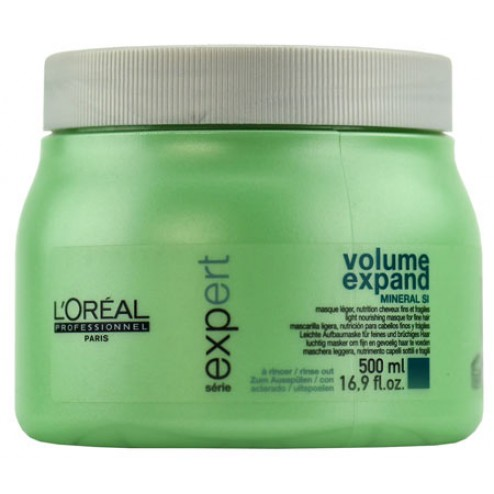 Loreal Serie Expert Volume Expand Gel Masque 16.9 oz