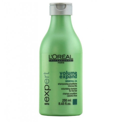 Loreal Serie Expert Volume Expand Shampoo 8.45 oz