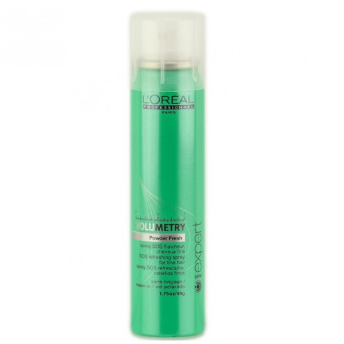 Loreal Volumetry Powder Fresh SOS Refreshing Spray 1.75 Oz
