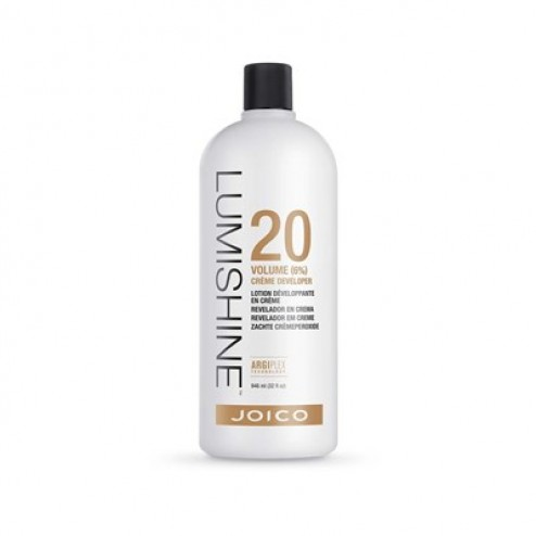 Joico LumiShine 20 Volume Developer 4 Oz.