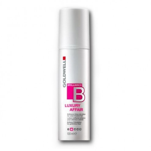 Goldwell Styling Brilliance Luxury Affair Blow-Dry Lotion 3.3oz