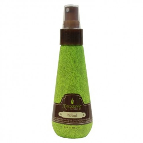 Macadamia Natural Oil No Tangle Pre Styler 3.3 Oz
