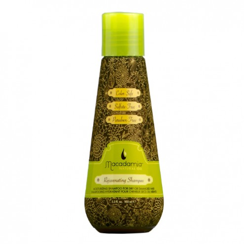 Macadamia Rejuvenating Shampoo 3.3 oz