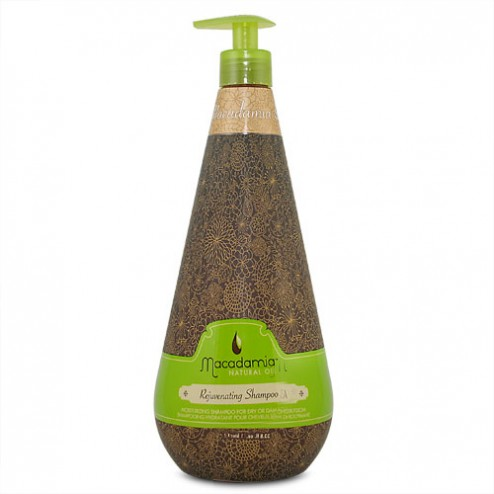 Macadamia Rejuvenating Shampoo 33.8 oz