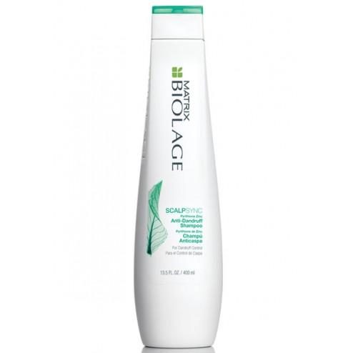 Matrix Biolage ScalpSync Anti-Dandruff Shampoo 13.5 Oz