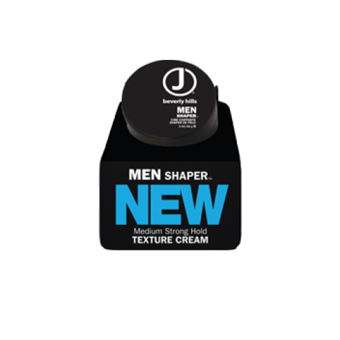 J Beverly Hills Men Shaper Texture Cream 2 Oz