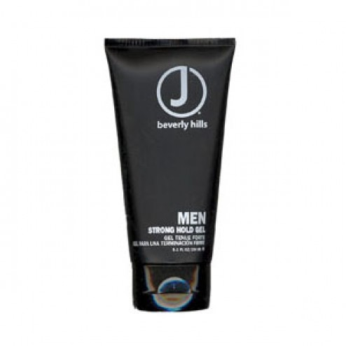 J Beverly Hills Men Strong Hold Gel 5.1oz