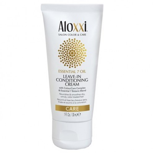 Aloxxi Essential 7 Leave In Conditioning Cream