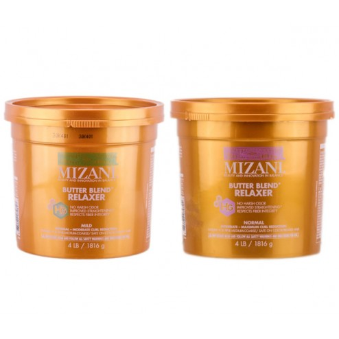 Mizani Butter Blend Relaxer