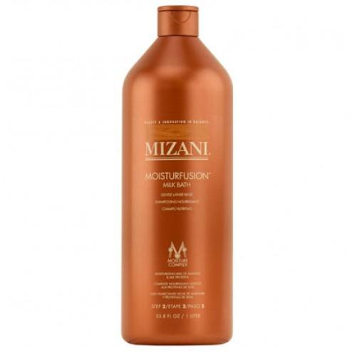 Mizani Moisturfusion Milk Bath 33.8 Oz