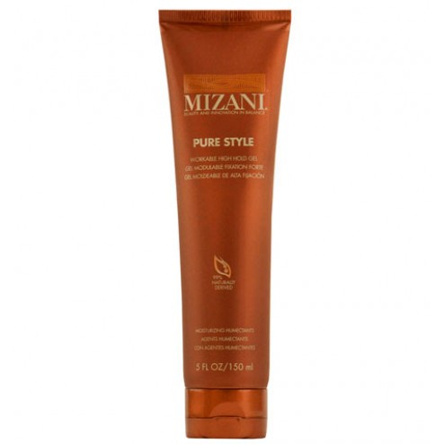Mizani Pure Style Workable High Hold Gel 5 Oz