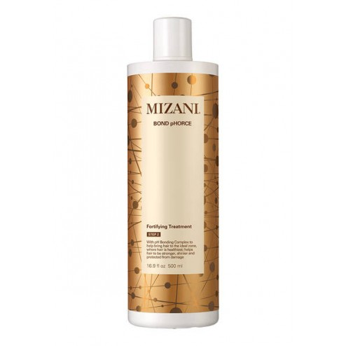 Mizani Bond pHorce Fortifying Treatment 16.9 Oz