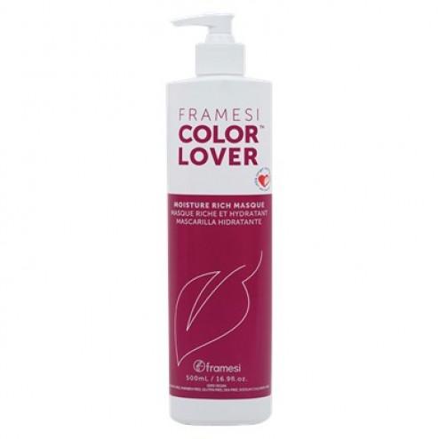 Framesi Color Lover Moisture Rich Masque 16.9 Oz