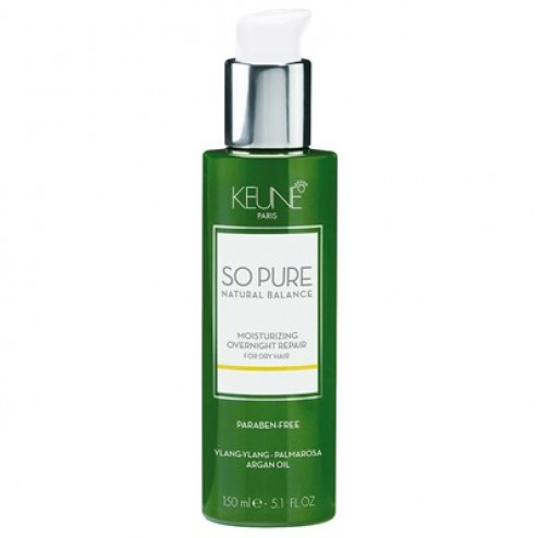 Keune So Pure Moisturizing Overnight Treatment 5.1 Oz