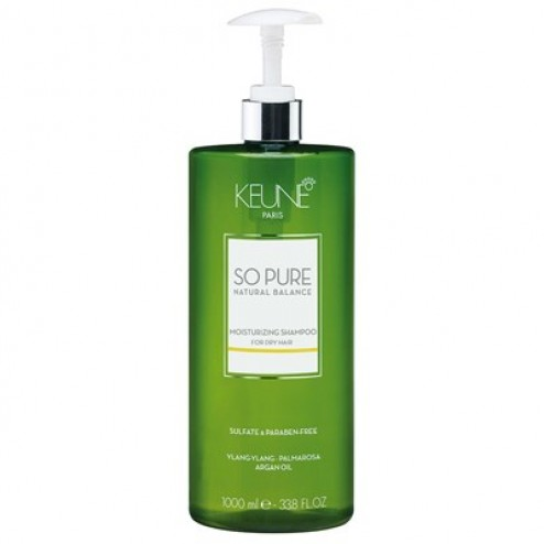 Keune So Pure Moisturizing Shampoo 33.8 Oz