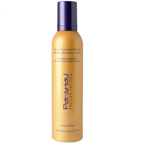 Pai Shau Design Ritual Royal Abundance Mousse