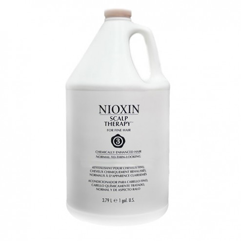System 3 Scalp Therapy Gallon by Nioxin