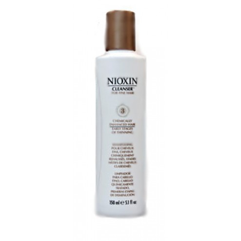 System 3 Cleanser 5.1 oz by Nioxin