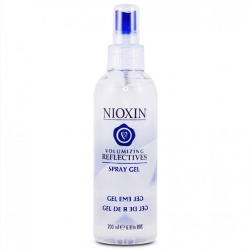 Volumizing Reflectives Spray Gel 6.8oz by Nioxin