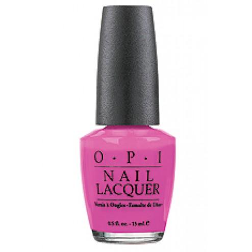 OPI La Pazitively Hot NLA20