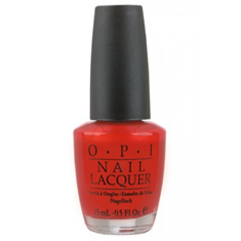 OPI Friar Friar Pants on Fire NLB11