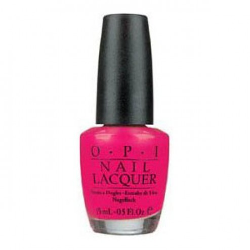OPI NL B37 Nail Polish Ladies and Magenta  Men