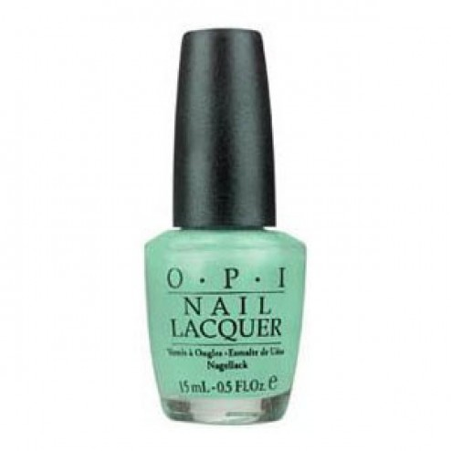 OPI NL B43 Go on Green