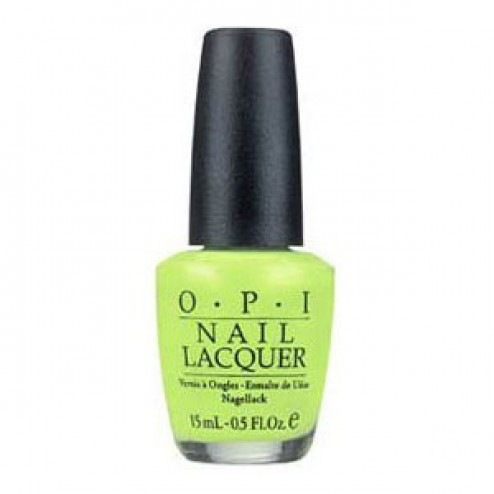 OPI NL B44 Gargantuan Green Grape