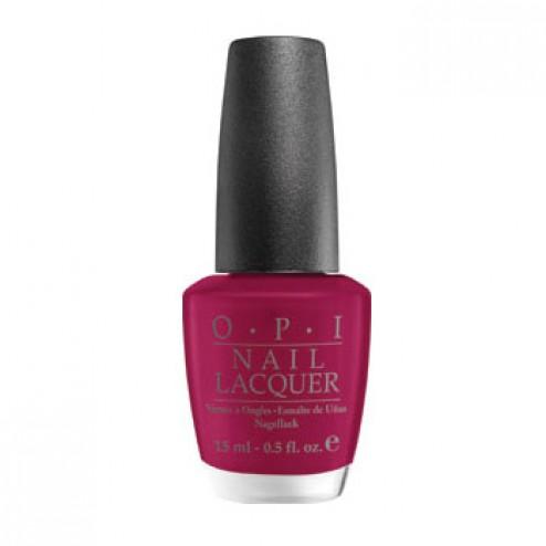 OPI Nail Lacquer - NLB78 Miami Beet