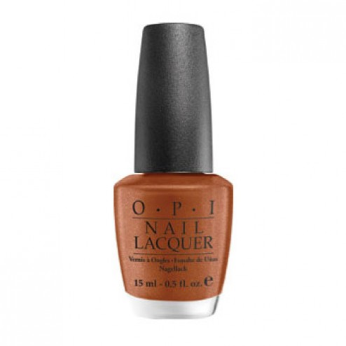 OPI NL B80 Bronzed to Perfection