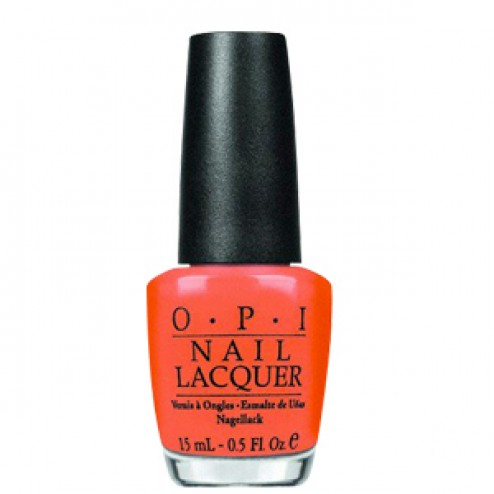 OPI Hot and Spicy NLH43