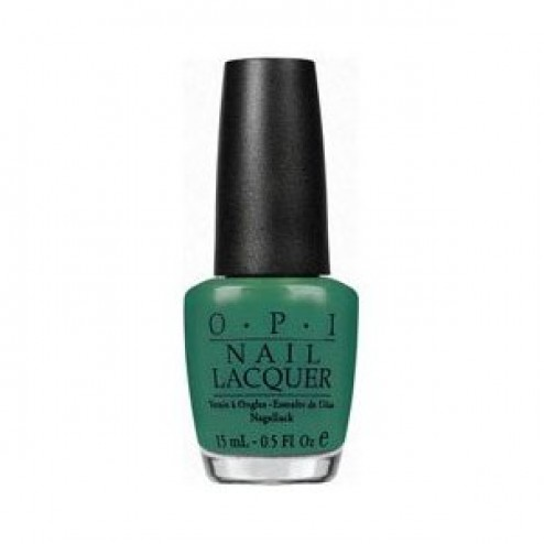 OPI Jade is the New Black NLH45