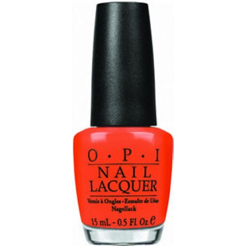 OPI Nail Lacquer - A Good Man dain is Hard to Find NLH47