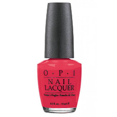 OPI Nail Lacquer - Cajun Shrimp NLL64