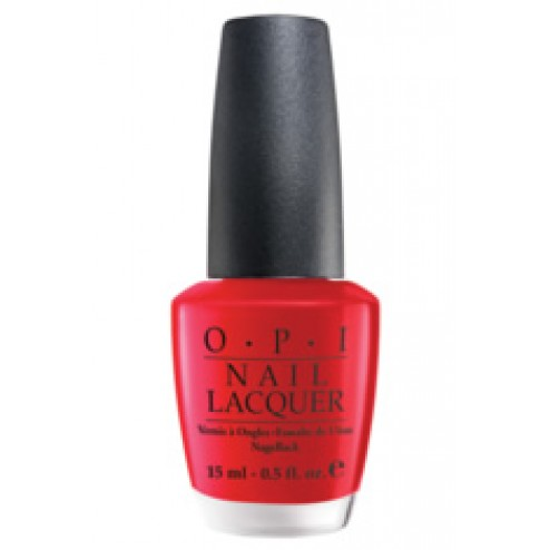 OPI You Rock Apulco Red NLM24