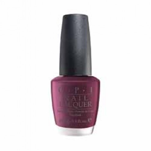 OPI Catherine The Grape NLR57