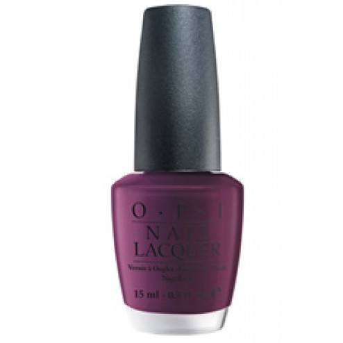 OPI Nail Lacquer - Lincoln Park After Dark NLW42