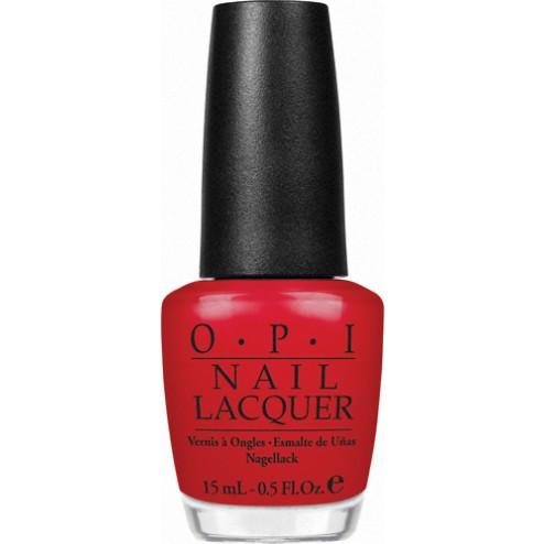 OPI Color So Hot It Berns NLZ13
